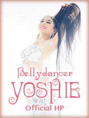 Belly Dancer YOSHIE official website